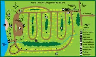 cgrounds in map caroga lake ny cing