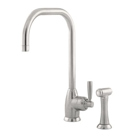 Kitchen Sink Rinse Wash Gun Perrin Rowe Mimas 4848 Tap With Rinse Sinks Taps
