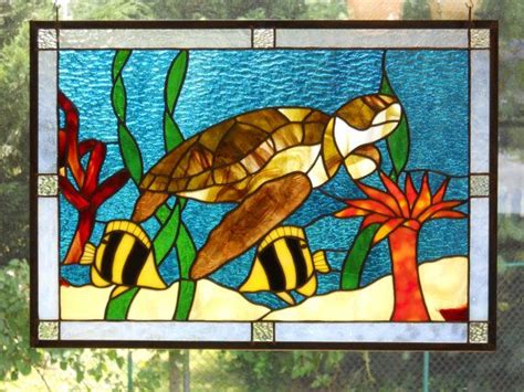 stained glass turtle l 64 best images about stained glass turtles on pinterest