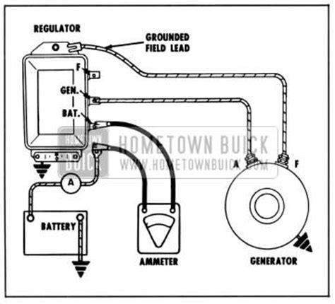 1967 mustang alternator voltage regulator wiring wiring