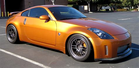 orange sales z car blog 187 for sale