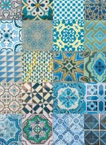 Tile Wallpaper Design Tile And Shops On