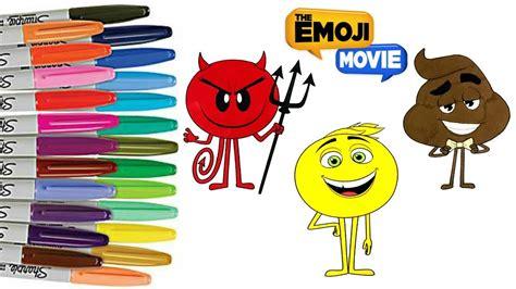Diable Emoji Coloriage L L L
