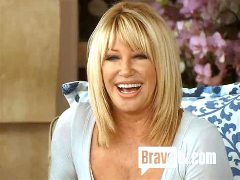 how it suzanne sommers hair cut suzanne somers talks sex with the real housewives of