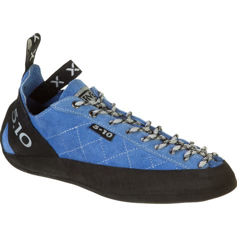 5 10 rock climbing shoes five ten spire lace up climbing shoe backcountry