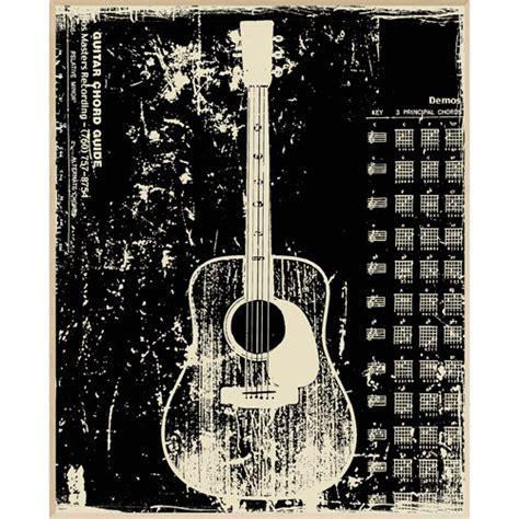 wall decor guitar guitar wall decor plaque walmart
