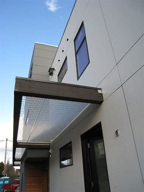 modern metal awnings 40 best images about awnings on pinterest