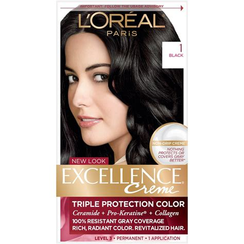 loreal excellence black no 1 upc 071249121429 l oreal excellence creme pro keratine