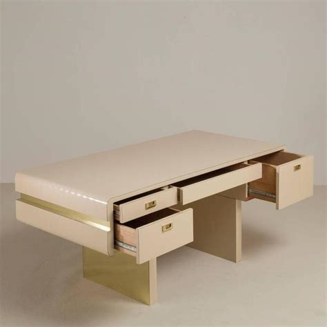 Mica Desk L by Mica Desk L 28 Images Pace Attributed Pedestal Based