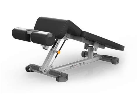 mag bench matrix adjustable decline bench magnum series matrix