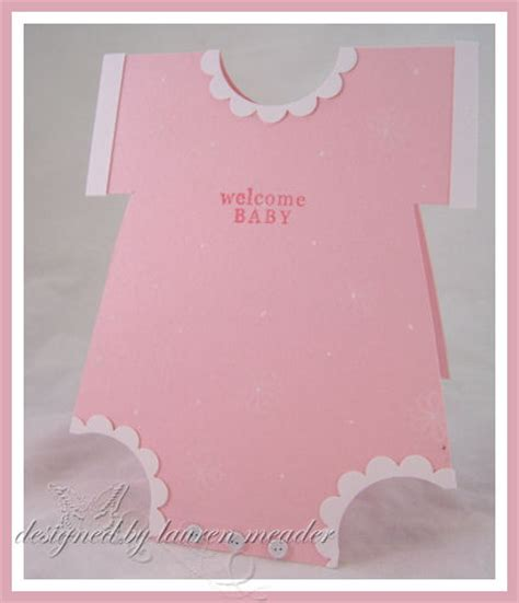 Diy Card Onesie With A Vest Card Template by Create Your Own Onesie Card Tutorial And Important Note