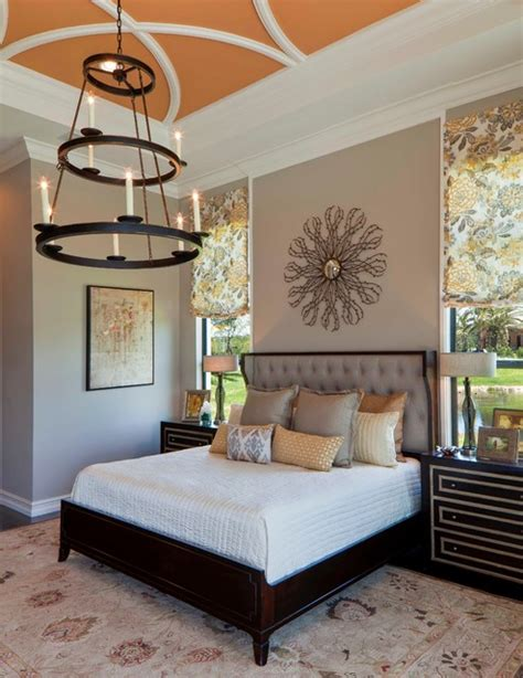 Transitional Bedroom Design Luxury Model Home The Palmhurst In Naples Fl Transitional Bedroom Other Metro By
