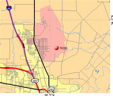 zip code map wichita falls tx 76311 zip code wichita falls texas profile homes