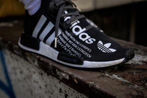 atmos  adidas nmdr black  release info justfreshkicks