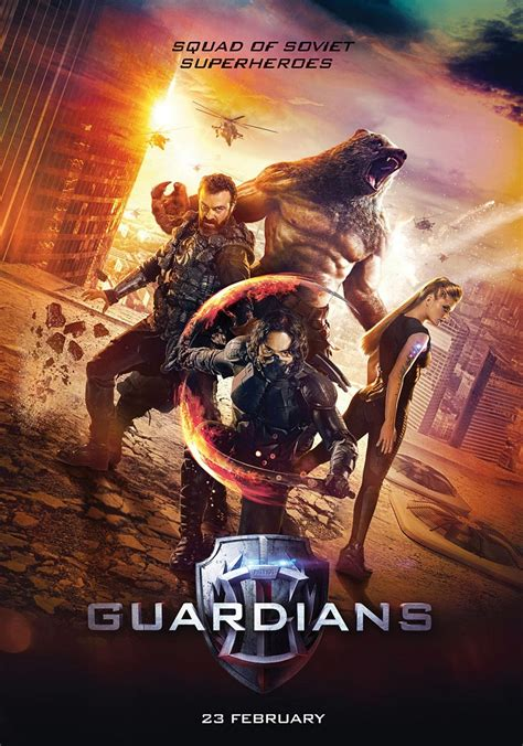 Film 2017 Guardian | trailer for russian superheroes guardians includes a