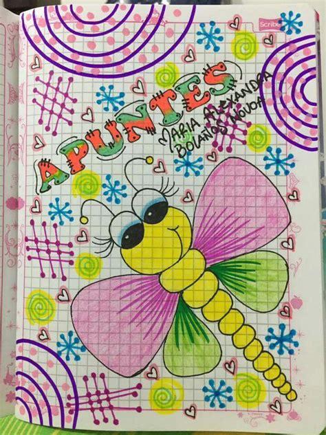 adornos pra cuadernos pin de leticia lizcano navarro en apuntes pinterest