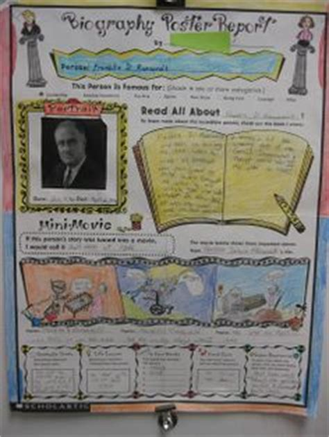 biography features poster 1000 images about other teaching ideas on pinterest