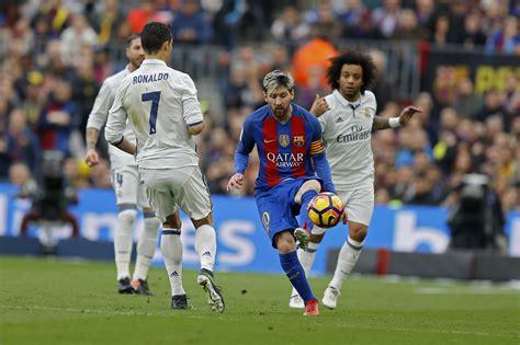 imagenes real madrid vs barcelona 2017 previo real madrid vs barcelona liga espa 241 ola j 33