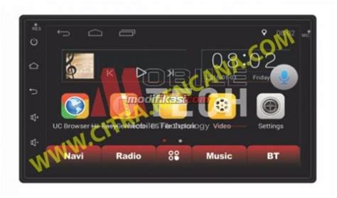 Headunit Tv Mobil Din Mtech Mm 8803 Android Layar 10 Inch unit m tech android mm 8803