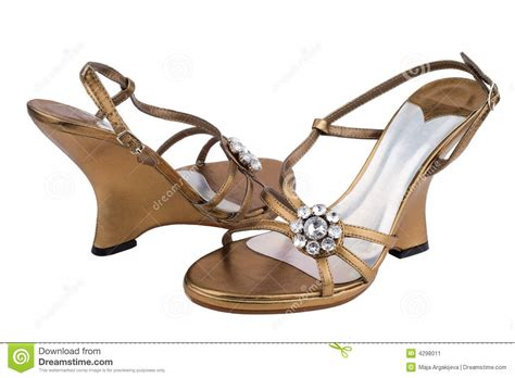 of elegance shoes shoes stock image image 4298011