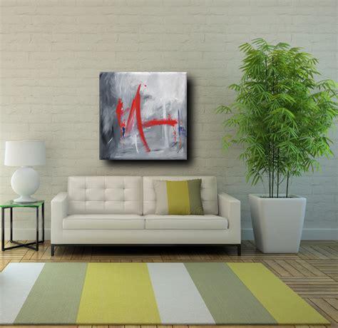 quadro per soggiorno quadro astratto per soggiorno 100x100 sauro bos