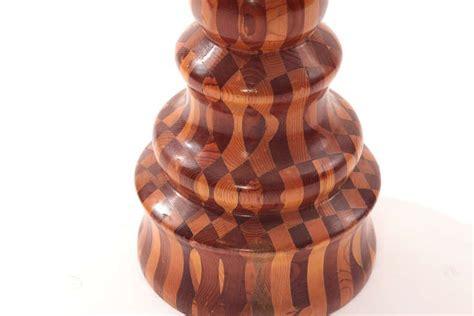 turned wood floor l monumental hand turned wood floor l at 1stdibs