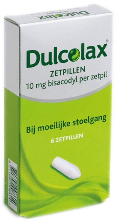 Dulcolax Detox by Dulcolax Suppositories 10mg 6pcs Bik Bik Drogisterij