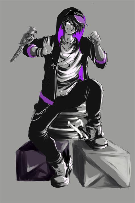 Anime Rapper by The Rapper By Jurazen On Deviantart