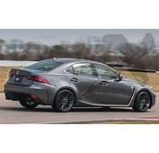 Lexus IS F Next Generation
