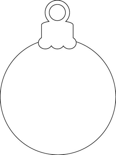 Christmas Baubles Printable Free Merry Christmas And Happy New Year 2018 Bauble Template Printable