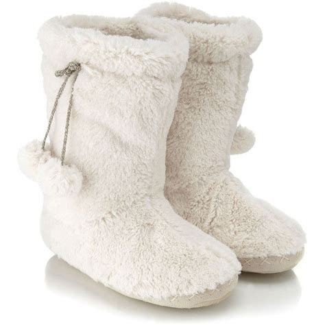 boot house shoes accessorize super soft boot slippers jessie pinterest
