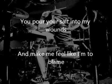 bullet for my tears dont fall lyrics bullet for my tears don t fall part 2