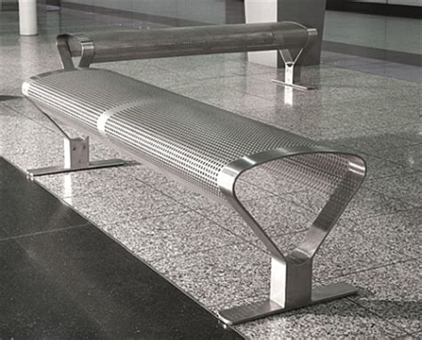 stainless steel benches brisbane stainless steel seating seats benches barricade ltd uk