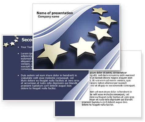 templates powerpoint european union stars of european union powerpoint template