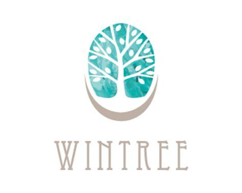 wintry tree logo designed by nancycarterdesign | brandcrowd