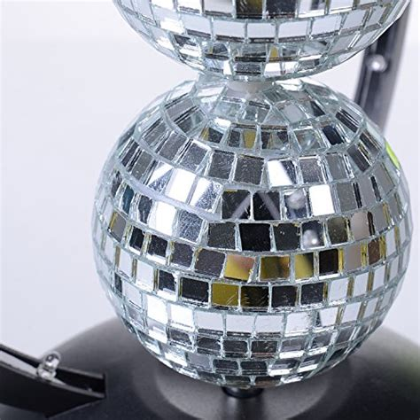 disco ceiling light fixture weanas 174 energy saving table mirror disco