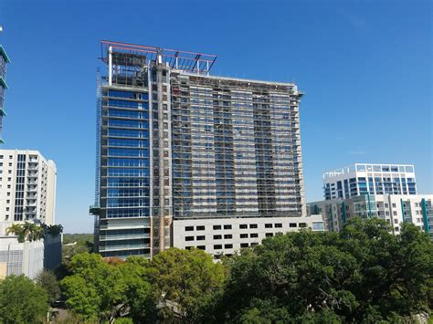 Apartment Downtown Orlando Florida Cititower In Downtown Orlando Lines Up 1st Retail Tenant