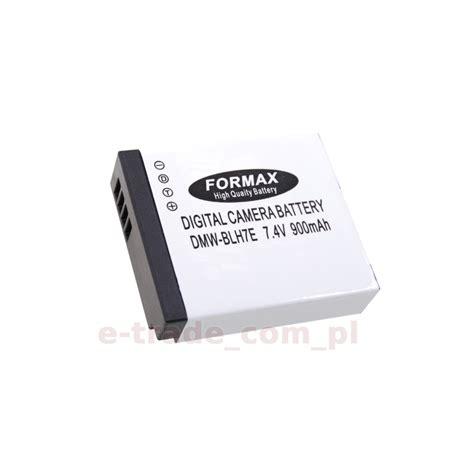 Panasonic Dmw Blh7e battery replacement panasonic dmw blh7e 900 mah lumix dmc gm1