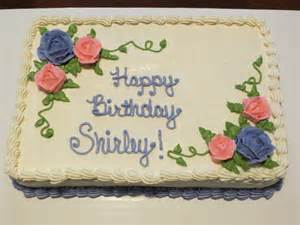happy birthday shirley happy birthday shirley cake ideas and designs