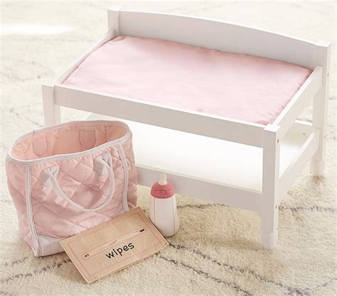 Changing Table For Dolls Doll Changing Table Pottery Barn