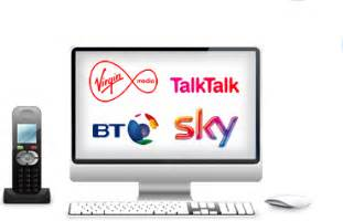 compare broadband home phone packages