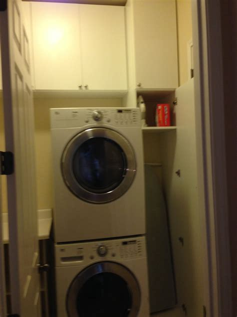 broom storage cabinet wood broom closet laundry room roselawnlutheran