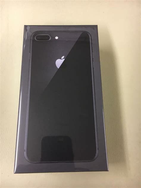 iphone 8 plus 64gb space grey brand new sealed unlocked in chester le county durham