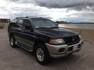 Mitsubishi Suv 2000 Find Used 2000 Mitsubishi Montero Sport Es 4x2 Leather