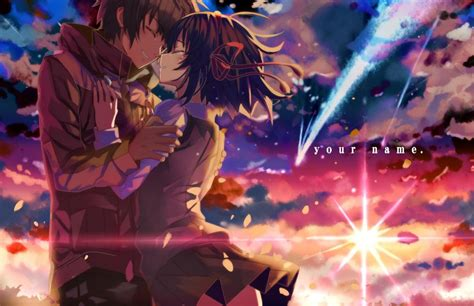 anime kimi no nawa live your name kimi no na wa wallpapers new tab chrome