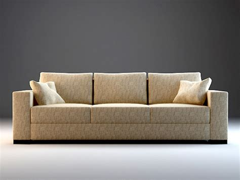 design house decor com modern sofa set 3d model 3dsmax 3ds files free download