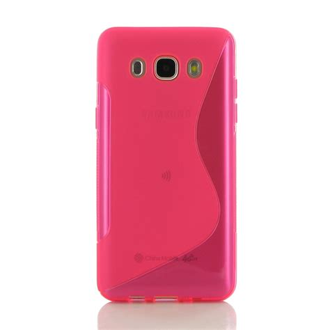Casing Samsung Galaxy J5 2016 Softcase Bumper Motif Telephone Box samsung galaxy j5 2016 soft pink s shape pattern pdair