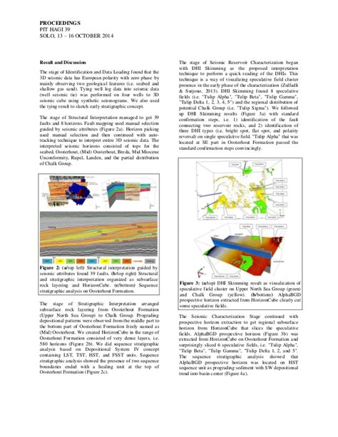 reservoir characterization workflow early seismic reservoir characterization a proposed