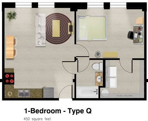 450 square foot apartment floor plan 450 sq ft studio 538