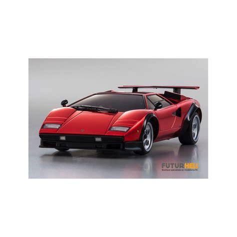 Mini Z Autoscale by Carrosserie Mini Z Lamborghini Countach Chrom 233 Autoscale